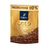 Кофе растворимый Tchibo Gold Selection 75 г (пакет)