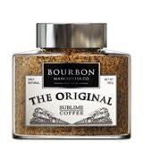 Кофе растворимый Bourbon the original 100 г (стекло)